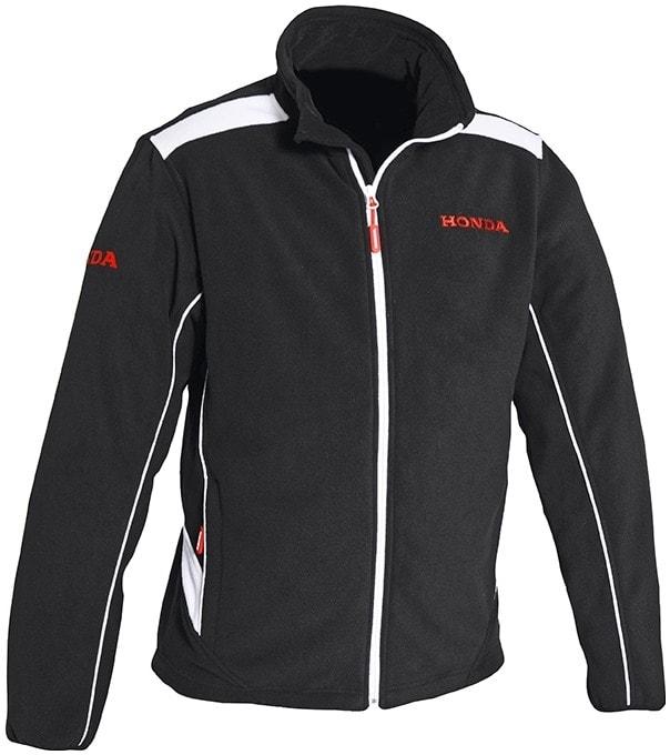 01b32e6ad83 Bunda HONDA Paddock Fleece černá - Honda - Bundy - Volný čas