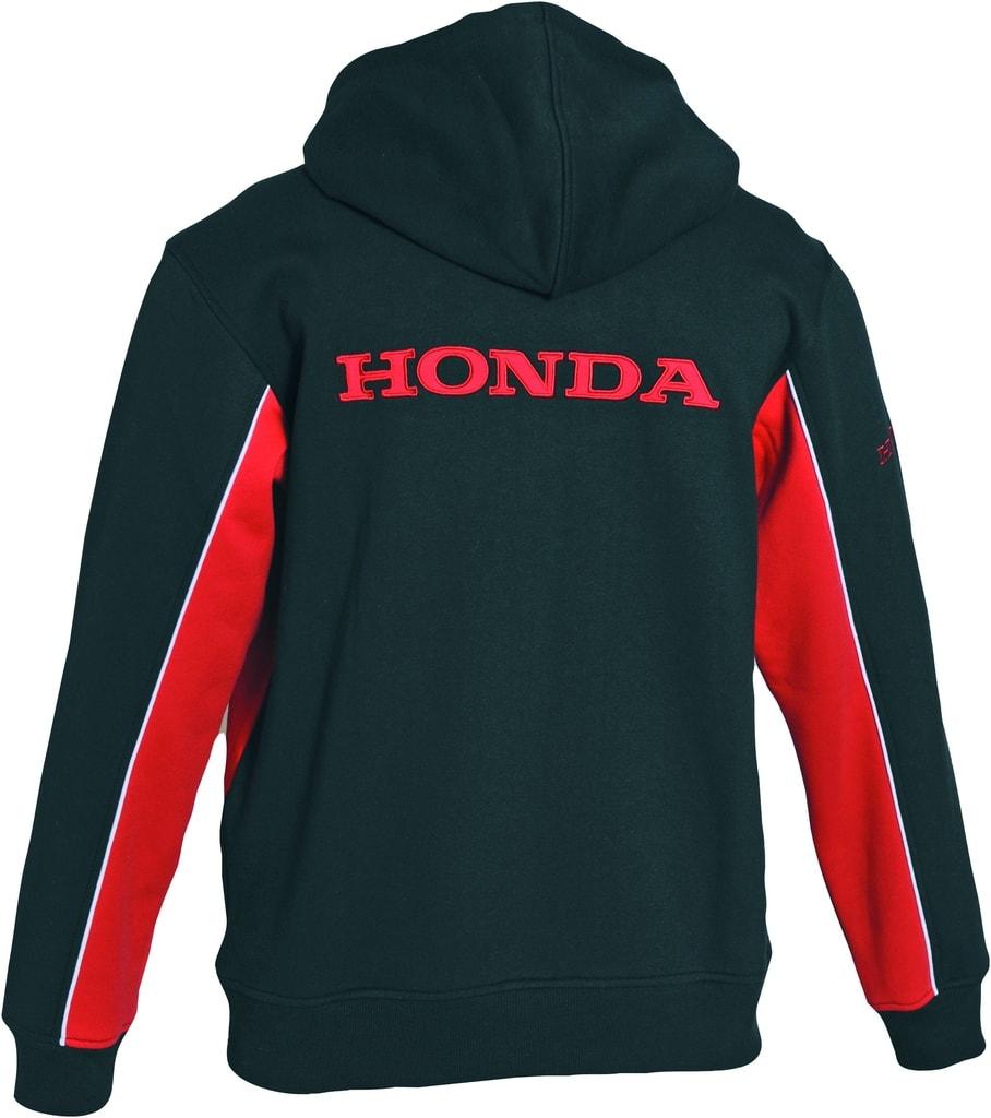 Pánská mikina Honda PADDOCK SWEAT 17 - černá - Honda - Mikiny ... ab7a9f02b5