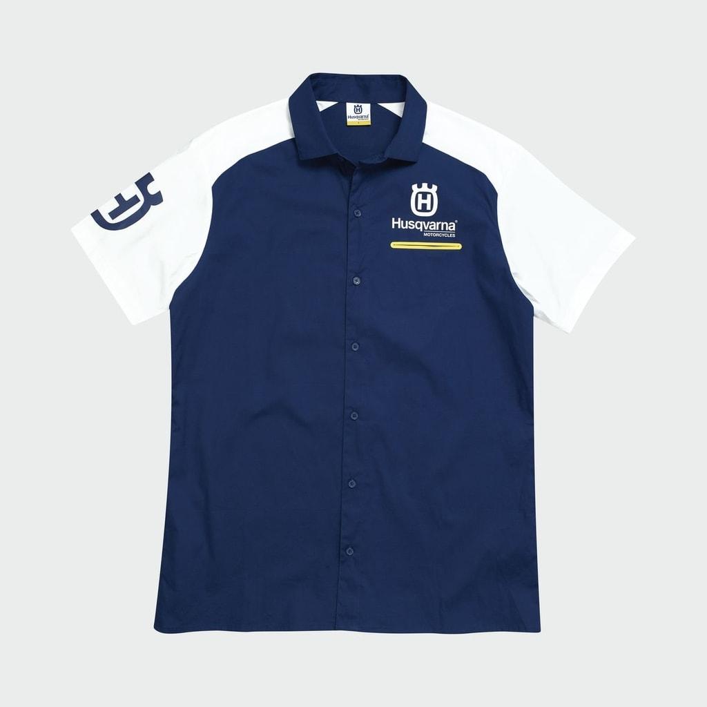 1af8d03bb24 Košile Husqvarna REPLICA TEAM SHIRT