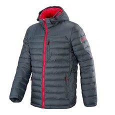 Bunda HONDA Padded Jacket šedá