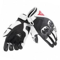 702290dd329 Kožené rukavice Dainese MIG C2 UNISEX - bílá