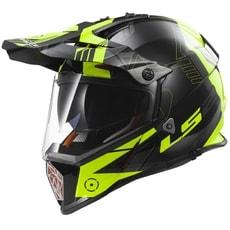 495ae54e2a6 Enduro helma LS2 MX436 PIONEER TRIGGER Hi-Vis