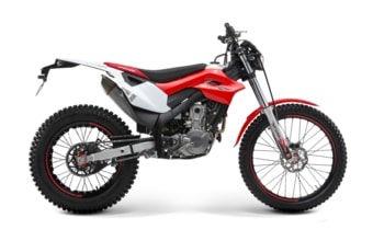 Honda Montesa 4Ride red