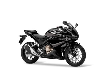 Honda CBR 500 R ABS graphite black