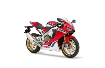 Honda CBR1000RR Fireblade SP grand prix red