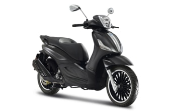 Piaggio Beverly Police 300 ABS ASR