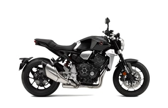 Honda CB1000R Neo Sports Café graphite black