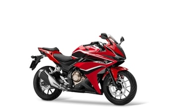 Honda CBR 500 R ABS grand prix red