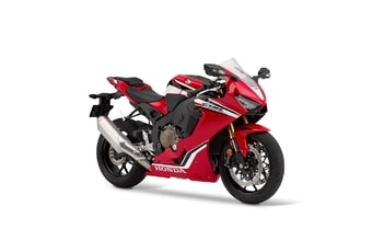 Honda CBR1000RR Fireblade grand prix red