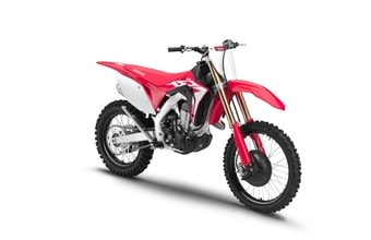 Honda CRF 450RX red extreme