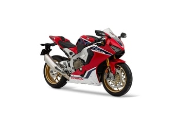 Honda CBR1000RR Fireblade SP grand prix red 2017