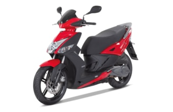 Kymco Agility City+ 125i CBS red