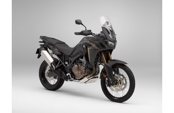 Honda CRF 1000L Africa Twin black metallic