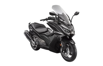 Kymco AK 550i ABS matt black