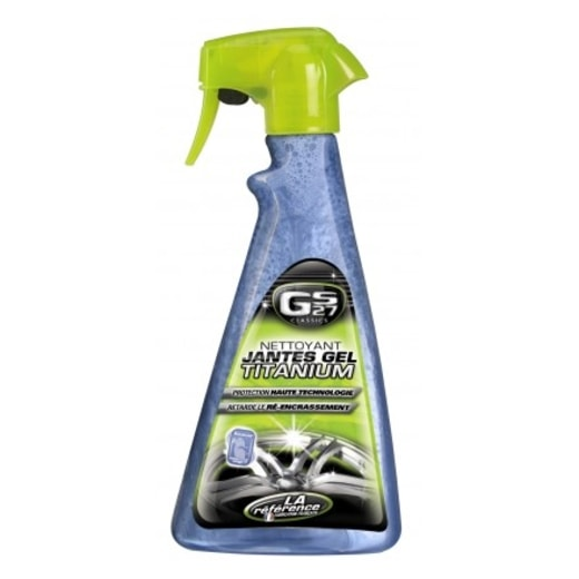 LEŠTĚNKA GS27 TITANIUM PROTECTION SPRAY WAX 500ML