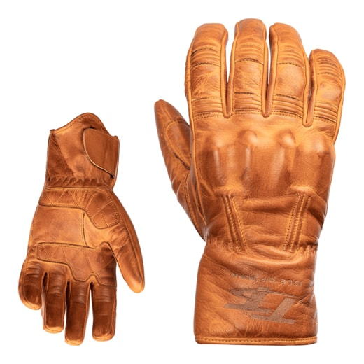 Kožené rukavice RST HILLBERRY CE   2240 - světle hnědá - RST ... 54eaab100b