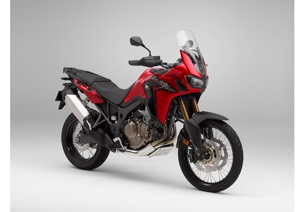HONDA CRF 1000L AFRICA TWIN CANDY CHROMOSPHERE RED