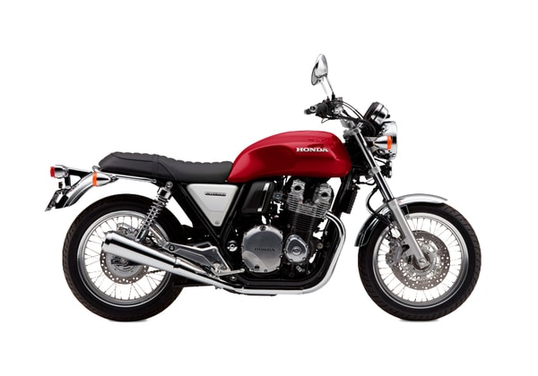 HONDA CB1100EX CANDY CHROMOSPHERE RED