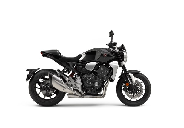 HONDA CB1000R+ NEO SPORTS CAFÉ GRAPHITE BLACK
