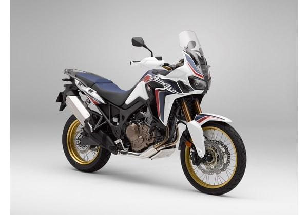 HONDA CRF1000L AFRICA TWIN GLARE WHITE