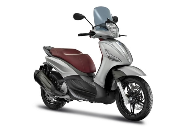 PIAGGIO BEVERLY SPORT TOURING 350 ABS BIANCO ICEBERG