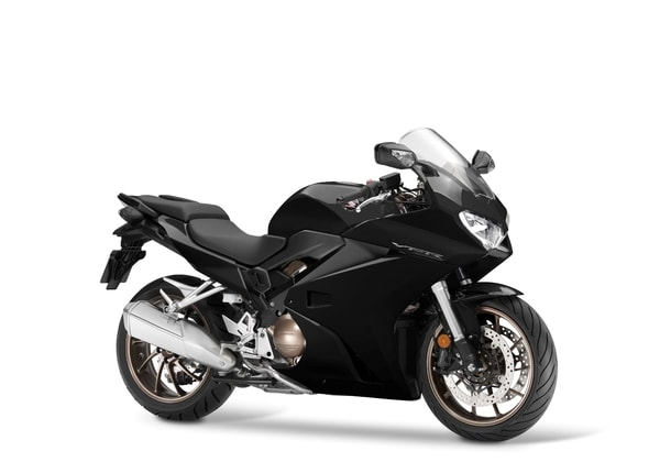 HONDA VFR 800F DARKNESS BLACK METALLIC