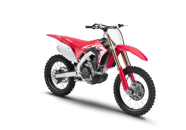 HONDA CRF450R RED EXTREME