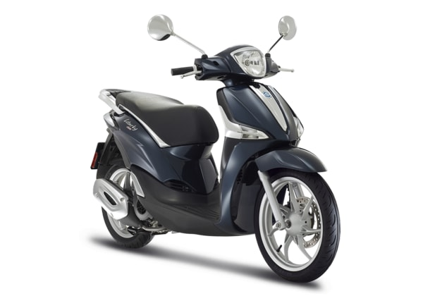 PIAGGIO LIBERTY 125 ABS BLU MIDNIGHT