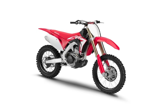 HONDA CRF 250RX RED EXTREME