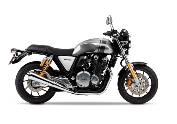 HONDA CB 1100RS DIGITAL SILVER METALLIC