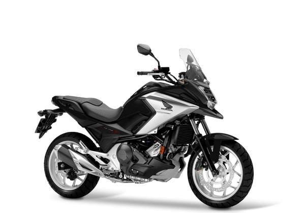 HONDA NC 750X DCT MATT GUNPOWDER BLACK METALLIC