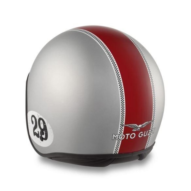 Helma Moto Guzzi Racing 29 chrome - Moto Guzzi - Otevřené helmy ... d61c091f6cd